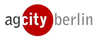 Logo AG City Berlin